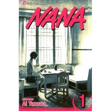 The cover of Nana volume 1