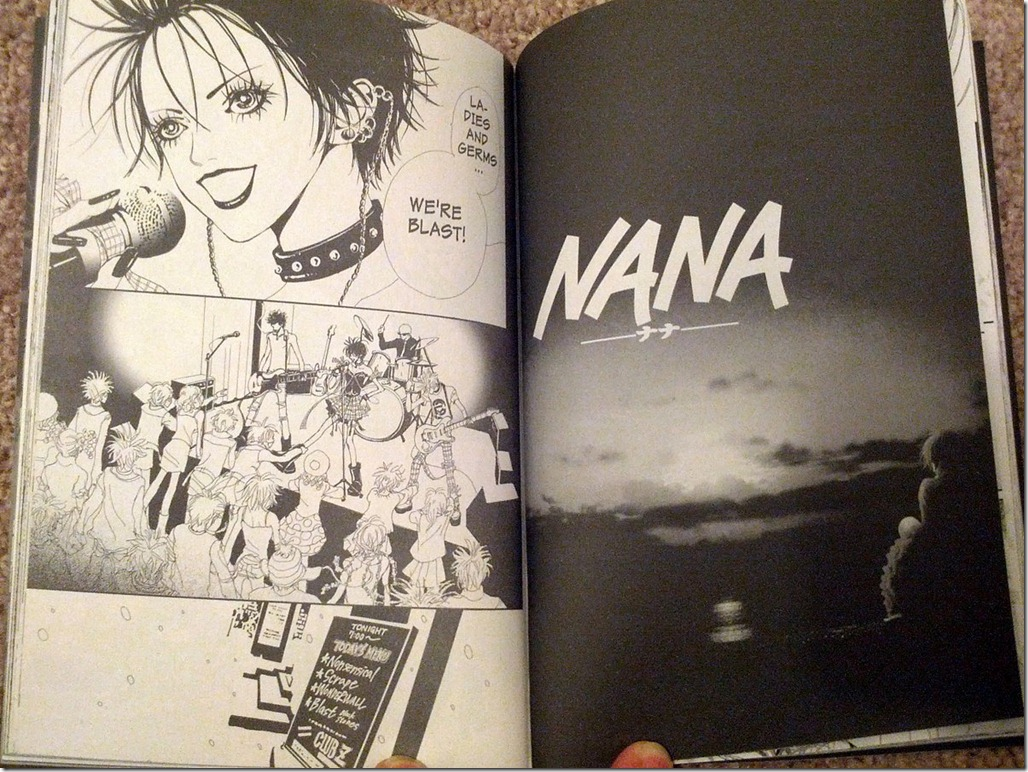 First appearence of Punk Nana
