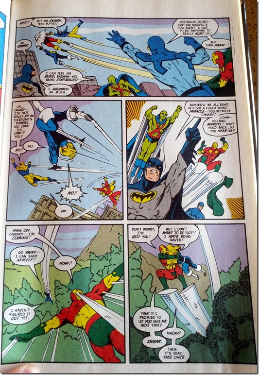 weak moment from JLI